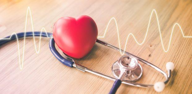 Coeur stéthoscope